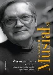 Okładka książki Wyrzut sumienia Stanisław Musiał