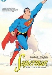 Okładka książki Superman for All Seasons Jeph Loeb