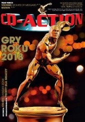 Okładka książki CD-Action 02/2019 Redakcja magazynu CD-Action
