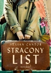 Okładka książki Stracony list Jillian Cantor
