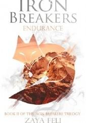 Okładka książki Iron Breakers: Endurance Zaya Feli