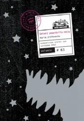 Okładka książki Śmierć powróciła nocą Maria Ziółkowska