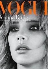 Okładka książki Vogue Polska, nr 12/luty 2019 Redakcja Magazynu Vogue Polska