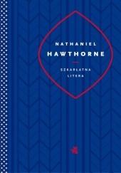 Okładka książki Szkarłatna litera Nathaniel Hawthorne
