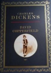 Okładka książki David Copperfield Tom I Charles Dickens