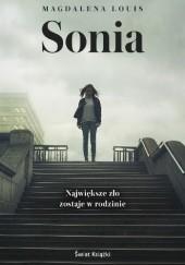 Okładka książki Sonia Magdalena Zimny-Louis