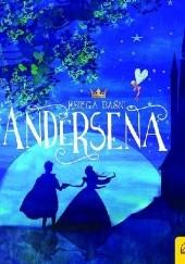 Okładka książki Księga baśni Andersena Hans Christian Andersen