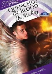 Okładka książki Quenched in Blood Ari Mckay