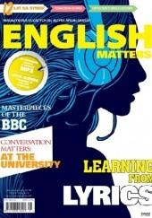 Okładka książki English Matters 74/2019 Redakcja magazynu English Matters
