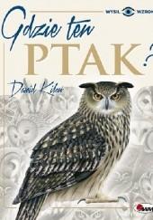 Okładka książki Gdzie ten ptak? Dawid Kilon