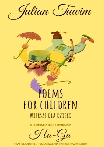 Poems For Children Wiersze Dla Dzieci Julian Tuwim
