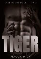 Okładka książki Tiger