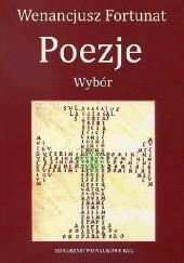 Okładka książki Poezje. Wybór Wenancjusz Fortunat