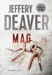 Okładka książki Mag Jeffery Deaver