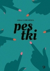 Okładka książki Pestki Anna Ciarkowska