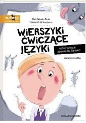 Okładka książki Wierszyki ćwiczące języki, czyli rymowanki logopedyczne dla dzieci Witold Szwajkowski,Elżbieta Szwajkowska,Marta Galewska-Kustra