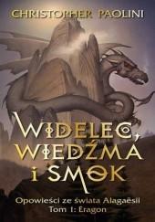 Okładka książki Widelec, wiedźma i smok Christopher Paolini