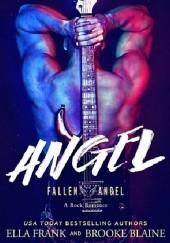 Okładka książki Angel Ella Frank,Brooke Blaine