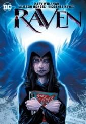 Okładka książki Raven Marv Wolfman,Diógenes Neves
