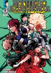 Okładka książki My Hero Academia vol. 22 Kōhei Horikoshi