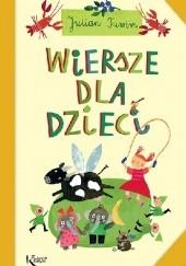 Okładka książki Wiersze dla dzieci Julian Tuwim