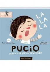 Okładka książki Pucio. Zabawy gestem i dźwiękiem Marta Galewska-Kustra