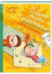 Okładka książki O Lence, Antku i planowaniu Beata Ostrowicka,Katarzyna Kołodziej