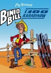 Okładka książki Binio Bill i 100 karabinów Jerzy Wróblewski