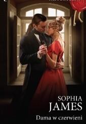 Okładka książki Dama w czerwieni Sophia James