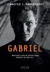 Okładka książki Gabriel Jennifer L. Armentrout