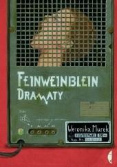 Okładka książki Feinweinblein. Dramaty Weronika Murek