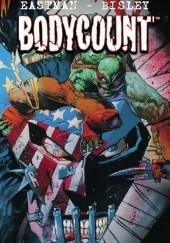 Okładka książki Wojownicze Żółwie Ninja. Bodycount Simon Bisley,Kevin Eastman