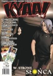 Okładka książki Kyaa! nr 58 Redakcja magazynu Kyaa!