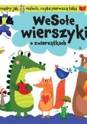 Okładka książki Wesołe wierszyki o zwierzątkach Urszula Kozłowska