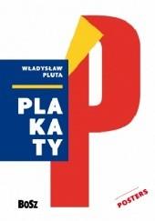 Okładka książki Pluta. Plakaty Władysław Pluta