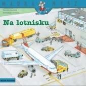 Okładka książki Na lotnisku Sandra Ladwig
