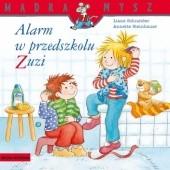 Okładka książki Alarm w przedszkolu Zuzi Liane Schneider