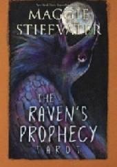 Okładka książki The Raven's Prophecy Tarot Maggie Stiefvater