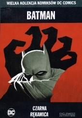 Okładka książki Batman: Czarna rękawica Andy Kubert,Grant Morrison