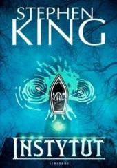 Okładka książki Instytut Stephen King