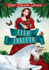 Okładka książki Ella zaklęta Gail Carson Levine