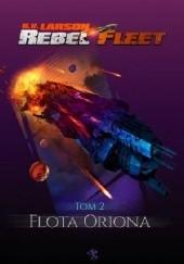 Okładka książki Flota Oriona B.V. Larson