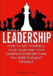 Okładka książki The Book of Leadership Anthony Gell