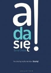 Okładka książki A da się! Daniel Chidiac