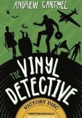 Okładka książki Victory Disc Andrew Cartmel