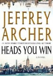 Okładka książki Heads You Win Jeffrey Archer