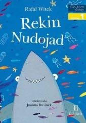 Okładka książki Rekin nudojad Rafał Witek