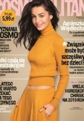 Okładka książki Cosmopolitan nr 3 (262)/2019 Redakcja miesięcznika Cosmopolitan