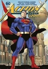 Okładka książki Superman - Action Comics #1000 Scott Snyder,Brian Michael Bendis,Jim Lee,Geoff Johns,Tom King