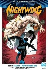 Okładka książki Nightwing: Starzy i nowi wrogowie Tim Seeley,Scot Eaton,Javier Fernandez,Miguel Mendonça